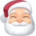 🎅🏻 Santa Claus: light skin tone Emoji on Facebook Platform