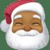 🎅🏾 Santa Claus: medium-dark skin tone Emoji on Facebook Platform