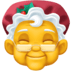 🤶 Mrs. Claus Emoji on Facebook Platform