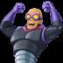 🦹🏽♂️ man supervillain: medium skin tone Emoji on Facebook Platform