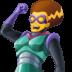 🦹♀️ woman supervillain Emoji on Facebook Platform