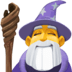 🧙‍♂️ Man Mage Emoji on Facebook Platform