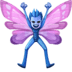 🧚‍♂️ man fairy Emoji on Facebook Platform