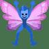🧚🏾♂️ man fairy: medium-dark skin tone Emoji on Facebook Platform