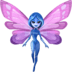 🧚‍♀️ woman fairy Emoji on Facebook Platform