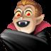 🧛🏼 vampire: medium-light skin tone Emoji on Facebook Platform