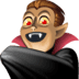 🧛🏽 vampire: medium skin tone Emoji on Facebook Platform