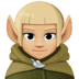 🧝🏼 elf: medium-light skin tone Emoji on Facebook Platform