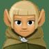 🧝🏽 Medium Skin Tone Elf Emoji on Facebook Platform