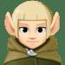 🧝🏻♂️ man elf: light skin tone Emoji on Facebook Platform