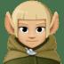 🧝🏼♂️ man elf: medium-light skin tone Emoji on Facebook Platform