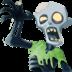 🧟 Zombie Emoji on Facebook Platform