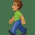 🚶🏽♂️ man walking: medium skin tone Emoji on Facebook Platform