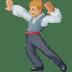 🕺🏼 Medium Light Skin Tone Man Dancing Emoji on Facebook Platform