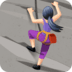 🧗🏻♀️ woman climbing: light skin tone Emoji on Facebook Platform