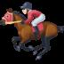 🏇🏻 horse racing: light skin tone Emoji on Facebook Platform