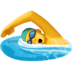 🏊‍♂️ man swimming Emoji on Facebook Platform