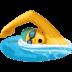 🏊♂️ man swimming Emoji on Facebook Platform