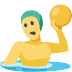 🤽 person playing water polo Emoji on Facebook Platform
