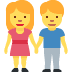 🧑‍🤝‍🧑 people holding hands Emoji on Facebook Platform