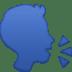 🗣️ Speaking Head Emoji on Facebook Platform