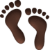 👣 footprints Emoji on Facebook Platform