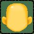🦲 Bald Emoji on Facebook Platform