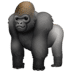 🦍 gorilla Emoji on Facebook Platform