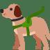 🦮 guide dog Emoji on Facebook Platform