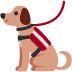 🐕‍🦺 service dog Emoji on Facebook Platform