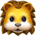 🦁 lion Emoji on Facebook Platform