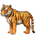🐅 tiger Emoji on Facebook Platform