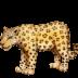 🐆 leopard Emoji on Facebook Platform