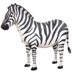 🦓 Zebra Emoji on Facebook Platform