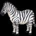 🦓 zebra Emoji on Facebook Platform