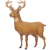 🦌 deer Emoji on Facebook Platform