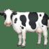 🐄 cow Emoji on Facebook Platform