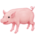 🐖 pig Emoji on Facebook Platform
