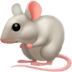 🐁 mouse Emoji on Facebook Platform