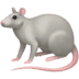 🐀 rat Emoji on Facebook Platform
