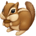 🐿️ chipmunk Emoji on Facebook Platform