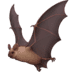 🦇 bat Emoji on Facebook Platform