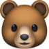 🐻 bear Emoji on Facebook Platform
