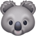 🐨 koala Emoji on Facebook Platform