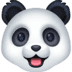🐼 panda Emoji on Facebook Platform