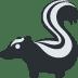 🦨 skunk Emoji on Facebook Platform