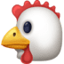 🐔 chicken Emoji on Facebook Platform