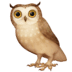 🦉 owl Emoji on Facebook Platform