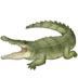 🐊 crocodile Emoji on Facebook Platform