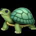 🐢 Schildkröte Emoji auf der Facebook-Plattform